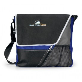 Sample Accent Messenger Bag