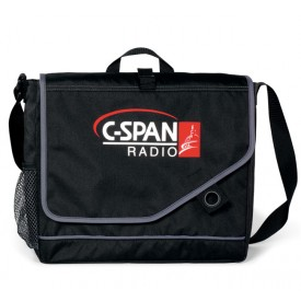 C-Span Radio Attune Messenger Bag