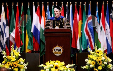 UWM Chancellor Michael Lovell Innauguration