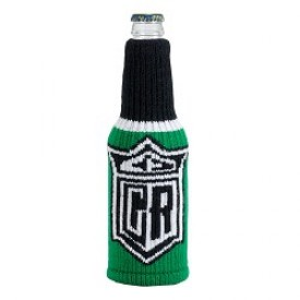 Knitted Acrylic Bottle Insulator