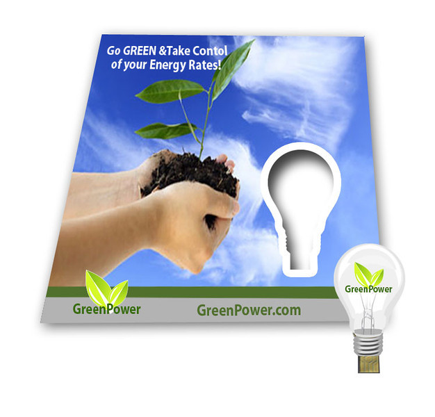 Green Power paper iCue