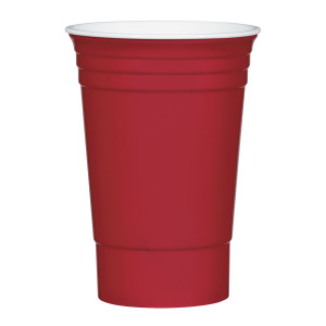 re-usable red solo cup