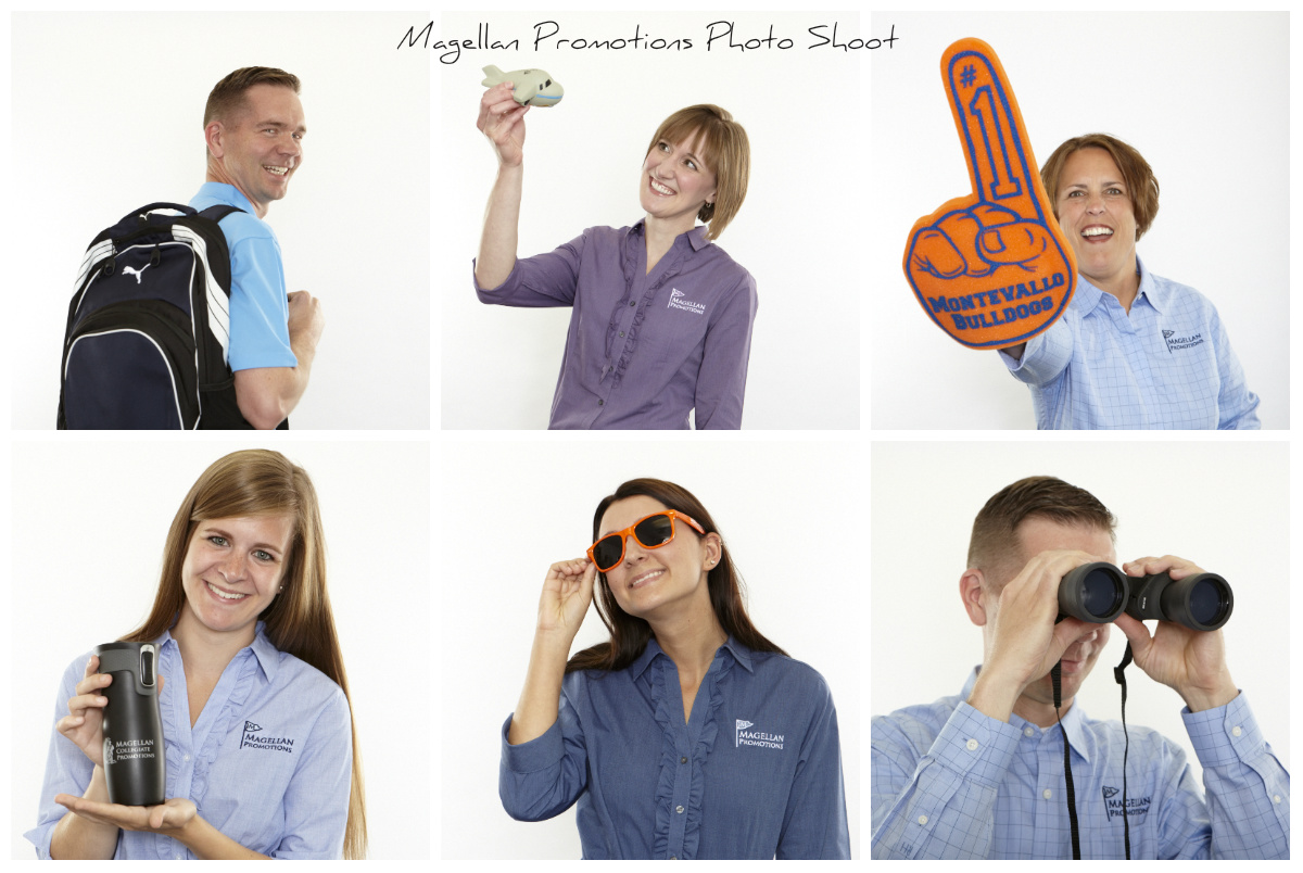 Magellan Promotions Photo Shoot 2014