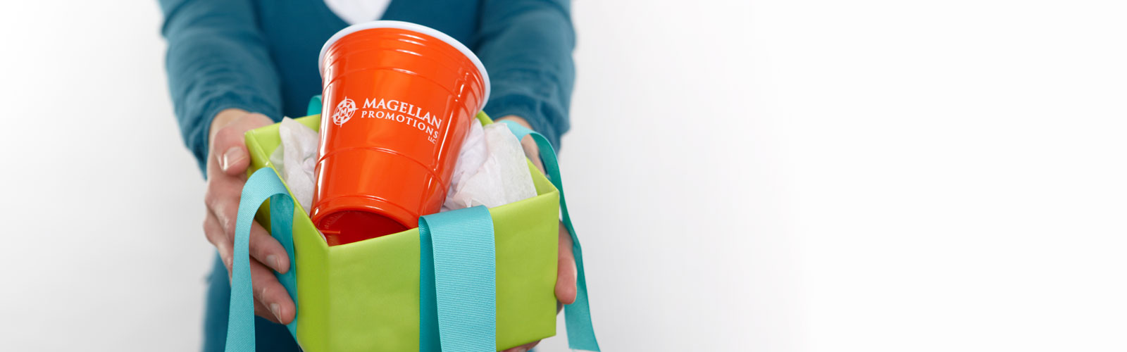 Gift Box with Magellan Promotions Cup