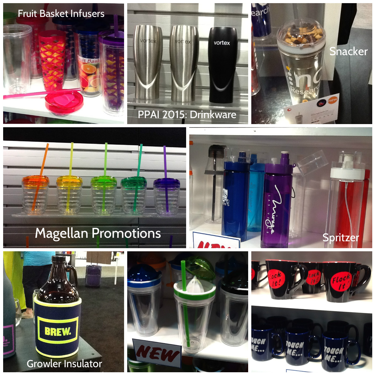 2015 Trends in Drinkware Promotional Items