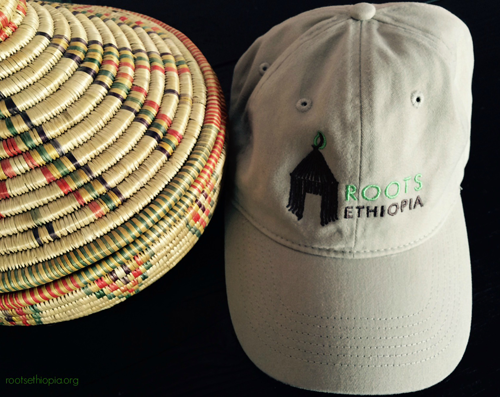 Baseball caps Roots Ethiopia