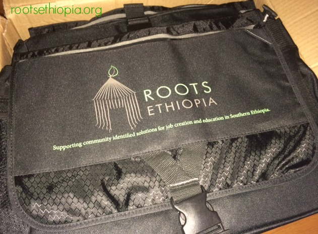field bag for Roots Ethiopia