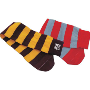 Game Day Striped Socks