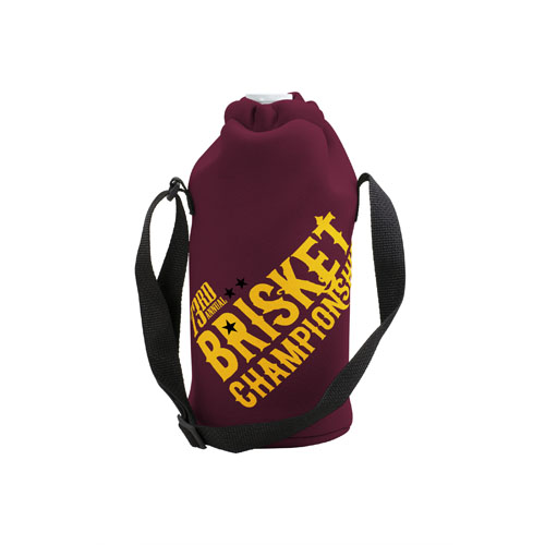 Growler carrying case