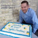 Michael Wolaver 10 years at Magellan Promotions