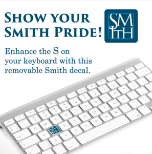Smith 3x3 Keyboard Sticker