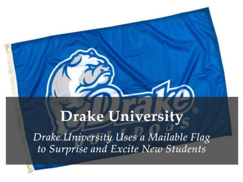 Drake University - Flag Mailer