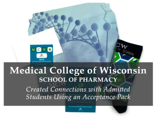 MCW Pharmacy - Admit Pack