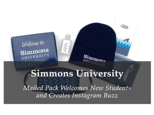 Simmons U - Admit Pack