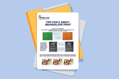 Brandelope Printing Tips